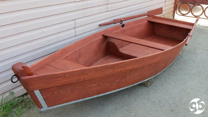 куплю деревянную лодку в уфе