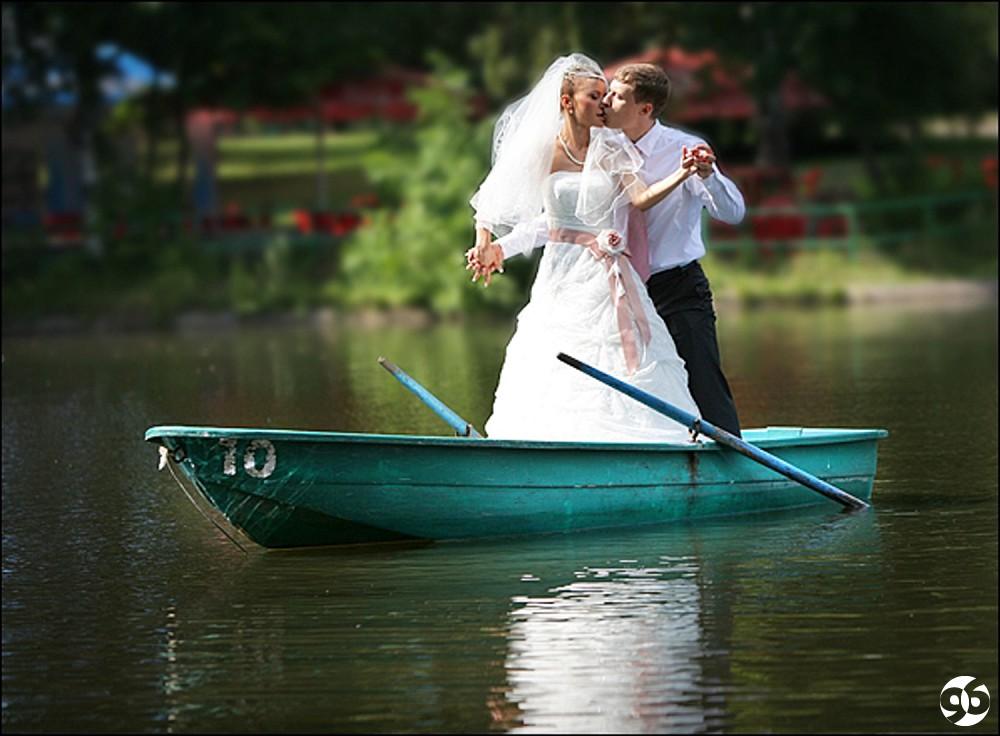 лодка свадебная купить