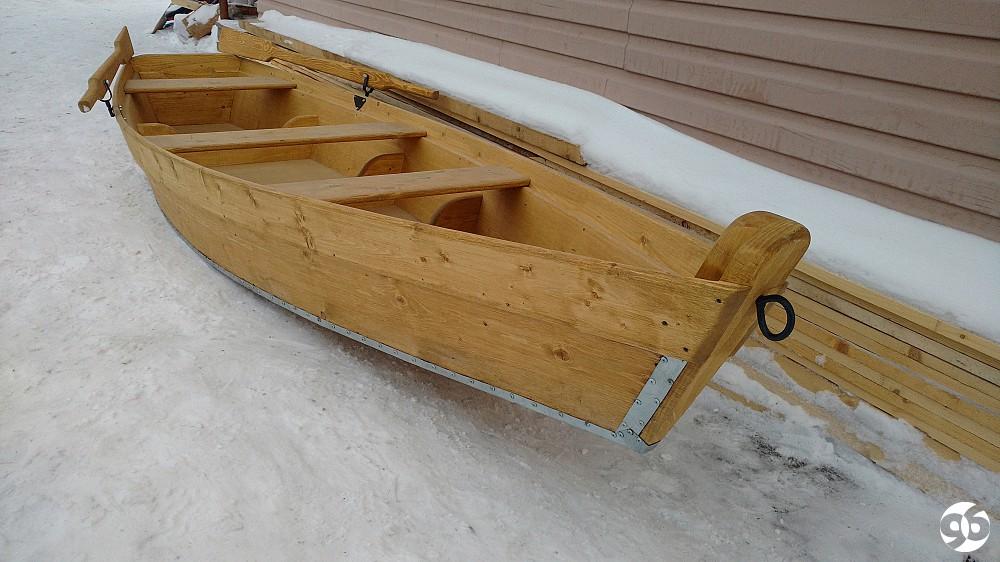 Лодки своими руками украина 18