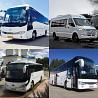 Заказ автобуса и микроавтобуса от 5 до 60 мест по Свердловской области и Уралу Верхняя Пышма