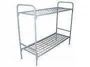 Кровати металлические, мебель для общежитий, кровати для рабочих двух Ревда