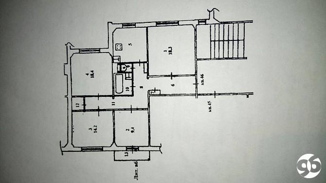 Продам 4х-комн квартиру 90 кв.м. Первоуральск Трактовая 35 Первоуральск - изображение 1