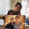 Портреты на холсте по фото