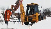Демонтажные работы Гидромолотом в Первоуральске