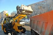 Уборка снега, наледей Экскаватором с Гидромолотом в Первоуральске