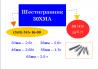 Акция шестигранники 30ХМА