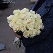 Букет из белых роз Ревда