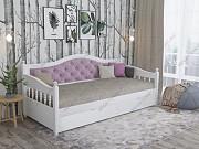 Кровать «Ника» от фабрики-производителя Дружинино