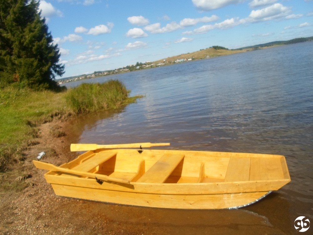 из чего состоит лодка деревянная